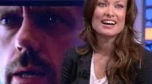 Olivia Wilde en 'El hormiguero'