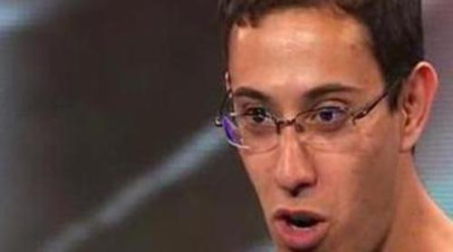 Fouad Djaoublia en 'The X Factor': una voz especial