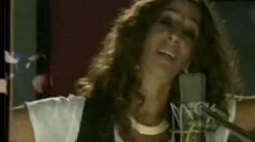 Rosario canta la nueva cabecera de 'Cuéntame'