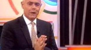 Jordi González, enfadado con los actores de 'Sin tetas no hay paraíso'