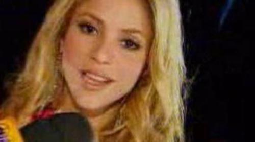 Shakira opina de la imitación de Patricia Conde