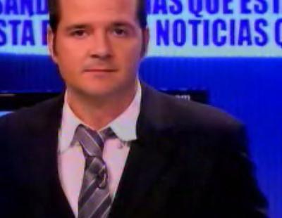 """Ángel Martín: """"Podrán quitarnos el programa pero jamás la mala hostia"""""""