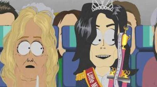 Michael Jackson y otros famosos muertos resucitan en 'South Park'