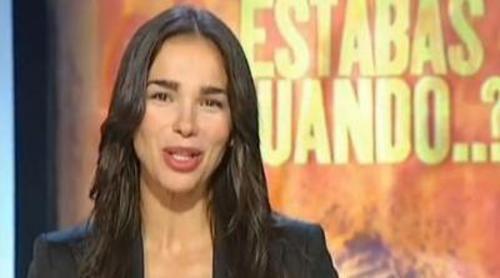 Beatriz Montañez habla sobre Rocío Jurado en '¿Dónde estabas cuando...?'