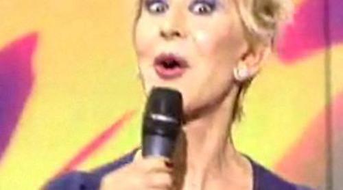 """Karmele presenta sus canciones: """"Aunque cante fatal voy a ir a Eurovisión"""""""