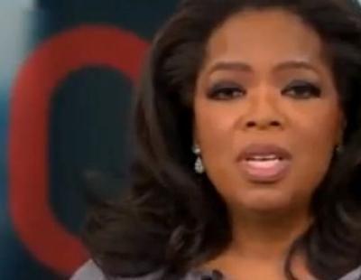 Oprah anuncia el final de su programa de televisión