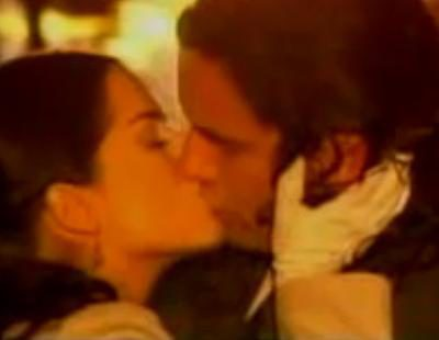 Primera cabecera de la telenovela 'La traición' de Nova