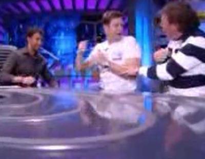 César Cadaval y Pablo Motos gastan una broma en 'El hormiguero' a Jorge