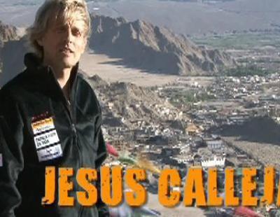 Seis jóvenes inexpertos acompañan a Jesús Calleja en 'Desafío en Himalaya'