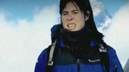Voces: 'laSexta Noticias' y Edurne Pasabán contra el cambio climático