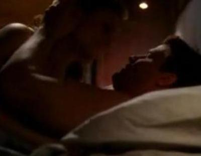 El agente Booth y la doctora Brennan hacen el amor en 'Bones'