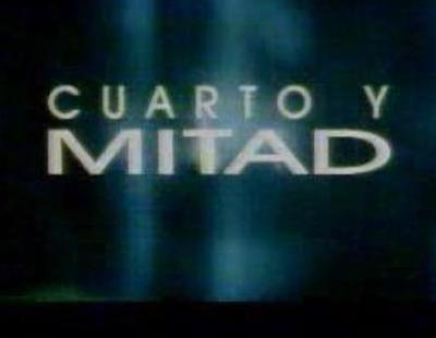 Andreu y Berto presentan 'Cuarto y Mitad' en 'Buenafuente'