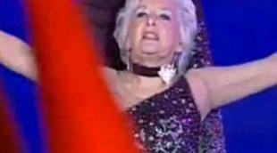 Paddy Jones, anciana que baila salsa y ganadora de 'Tú sí que vales'