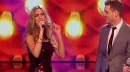 "Stacey Solomon: ""Feeling Good"" (Michael Bublé)"