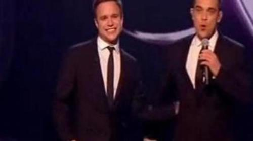 "Olly Murs: ""Angels"" (Robbie Williams)"