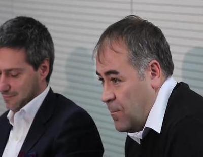 """Antonio García Ferreras: """"El vídeo de 'El intermedio' me parece blando"""""""