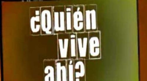 Promo y sumario del programa de estreno de '¿Quién vive ahí?'