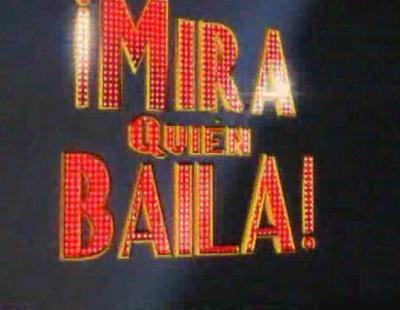 Primera promo de '¡Mira quién baila!' en Telecinco con Pilar Rubio