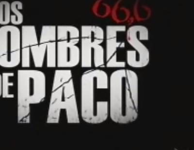 Cabecera de la última temporada de 'Los hombres de Paco'
