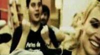 Patricia Conde ensaya el Flash Mob de 'Sé lo que hicisteis...' con 'Bad Romance' de Lady Gaga