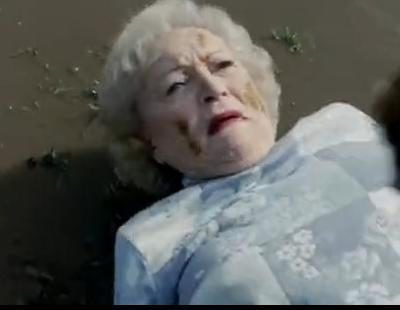 Betty White protagoniza el anuncio de Snickers de la Super Bowl