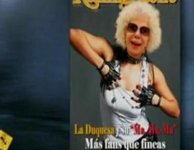 'El hormiguero' presenta el disco y el videoclip de la Duquesa de Alba