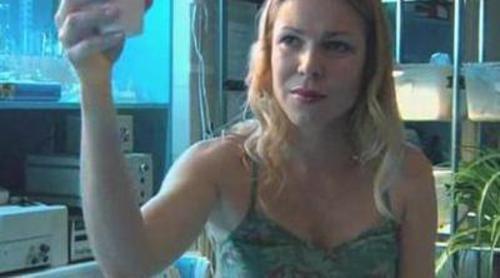 Nikoletta se quiere provocar la muerte en 'Hay alguien ahí'
