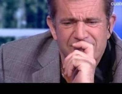 Mel Gibson pasa por el MegGibsonizador en 'El hormiguero'