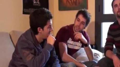 Te ríes de los nervios: nueva serie de Dani Rovira, David Broncano, Quequé y Dani Martínez