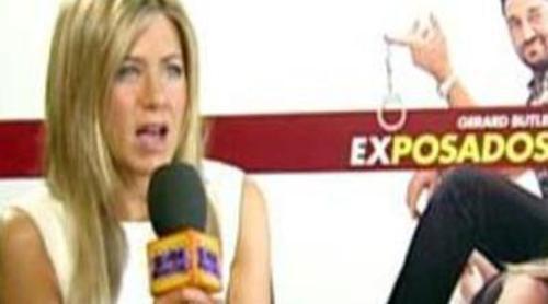 Jennifer Aniston, nueva reportera de 'Sé lo que hicisteis...'