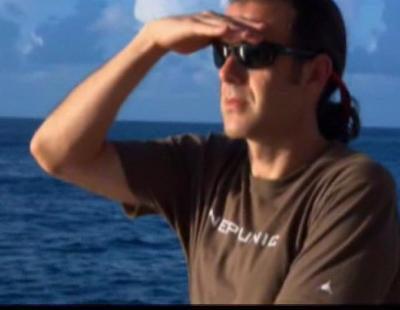 """NGC emite el documental """"El edén del tiburón"""", con el explorador Enric Sala"""