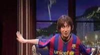 """Andreu Buenafuente entrevista a """"Leo Messi"""" en 'Buenafuente'"""
