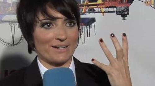 """Silvia Abril: """"Me siento muy cómoda presentando 'CQC', sin caracterización alguna"""""""