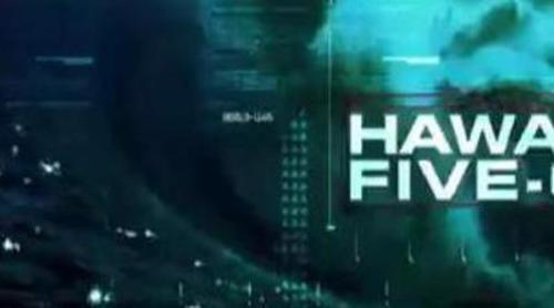 Cabecera de 'Hawaii Five-0'