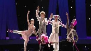 """Primer ensayo de Daniel Diges en Eurovisión 2010: """"Algo pequeñito"""""""