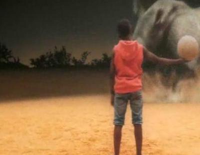 Mundial 2010 en Cuatro: el rinoceronte