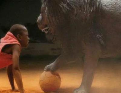 Mundial 2010 en Cuatro: el león