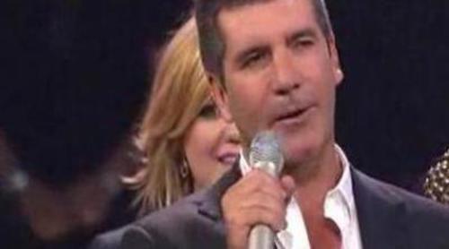 Emotiva despedida a Simon Cowell de 'American Idol'