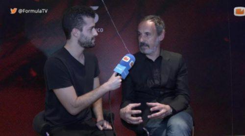 Lo que siente Francesc Garrido encarnando el papel que inicialmente era para Lluís Homar en 'Sé quién eres'