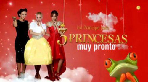 Así son las protagonistas de 'Un príncipe para 3 princesas', el nuevo reality show de Cuatro