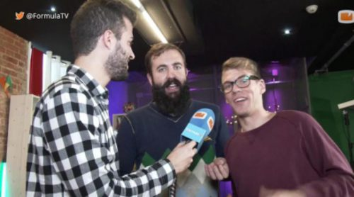 Esto es 'YuTubers': Elvisa, Míster Jägger, Antonio Castelo e Iggy Rubín muestran los secretos del plató