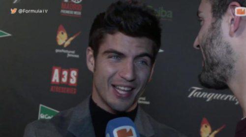 """Maxi Iglesias: """"No creo que sea malo quitarse la camiseta en una serie. También hay que saber hacerlo"""""""