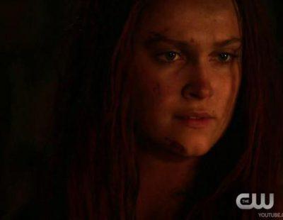 'The 100' muestra a Clarke en peligro en el primer teaser de la tercera temporada