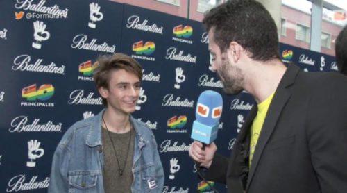 Así vivió Guillermo Campra el sorprendente final de temporada de 'Águila Roja'