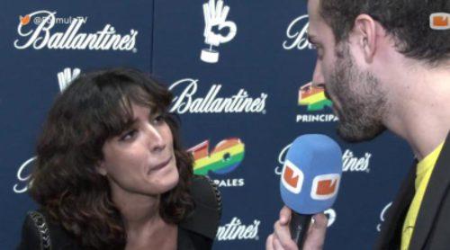 """Inma Cuesta: """"Yo habría hecho la boda de Gonzalo y Margarita en 'Águila Roja' mucho antes"""""""