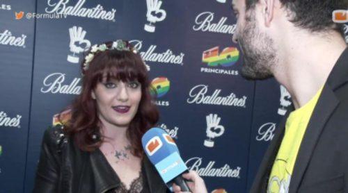 "Electric Nana: ""Para mí sería un honor poder ir a Eurovision, no creo que sea la tumba de los artistas"""