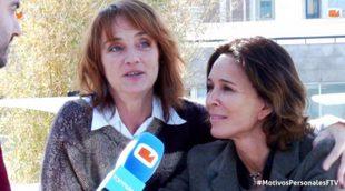 Reunimos a Lydia Bosch y Marta Calvó para celebrar el décimo aniversario del final de 'Motivos Personales'