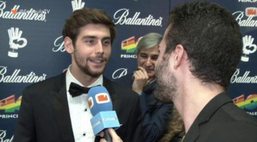 Álvaro Soler desvela lo que no viste de su actuación en 'Tu cara me suena'