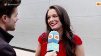 """Ruth García sobre el estreno de Elisa en 'MyHyV': """"Mientras que no me toque lo mío vamos bien"""""""