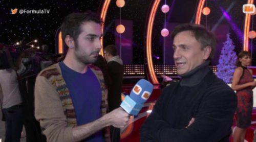 """José Mota: """"'El hombre de tu vida' es la serie de mi vida. Es el proyecto que más feliz me ha hecho en mi carrera"""""""